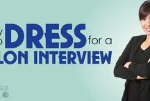 Salon Interview Success (Cosmetology) / Tips on interview success in the cosmetology industry / by College of DuPage Career Services