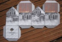 Paper DIY II. - Paper Houses
