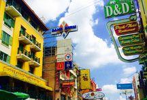 Bangkok / Bangkok, Thailand Khao San road