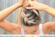Vlastní úprava vlasů
