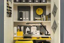 armoire aménagée