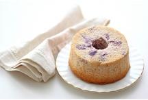 Chiffon & Angel food cakes