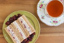 Downton Abbey Nights / Ideas for tea and scones with our favorite show