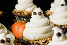 Halloween Recipes / Sweet and savory recipes for Halloween.