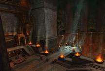 dwarf dungeon cave