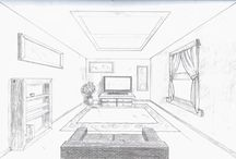 Single point perspective