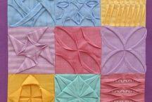 origami patchwork