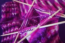 My Knitting & #taskuneuloosi