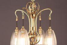 Art Nouveau Lighting