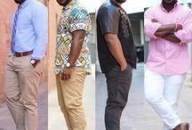 Fat men fashion
