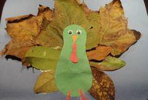 Thanksgiving Theme / by Bryanna Poppen
