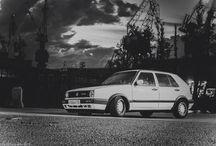 """VW Golf MK2 GTI 16V 139 h.p. 1988 """"old school"""" / My car. Blog."""