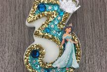 Cumpleaños de princesa Jazmín