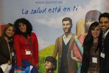 Bloggers & Family '13    / Si estuviste en Bloggers&Family '13 y nos visitaste: Gracias por compartir tu tiempo con nosotros. Durante el  fin de semana  del 16 y 17 de noviembre BOIRON participó en la II edición de Bloggers&Family. Este evento reunió a más de 200 mamás y papás blogueros en Barcelona. Durante este encuentro BOIRON organizó varias actividades formativas en homeopatía y sorteó 40 cofres con productos de cuidado diario. Además, tuvimos tiempo para darle a nuestra familia todo el protagonismo que se merece...