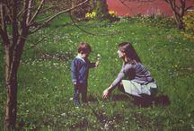 Rodzicielstwo / O byciu mamą. O jego urokach. I cieniach ;-)