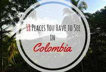 Must see places in Colombia