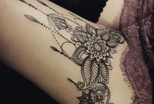 tattoos arm / schouder