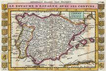 Decoupage-mapas