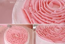 Tartas buttercream