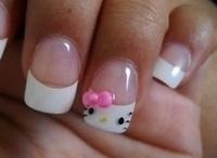 nail art / by Nicole DesBarres-Millett
