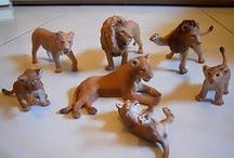 Action Figures - Animals