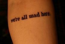 Tattoo Dreams / Tattoos I find interesting, beautiful, or straight up want.   / by Greta Carlsson