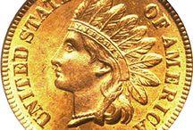 COINS - MONETE / MONETE DI METALLO NEL MONDO