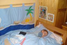 Dětské pokojíčky - inspirace / Inspirace pro dětské pokojíčky