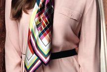 Scarves / Scarves How to tie scarves