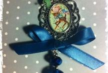 Colgantes & Collares // Pendants & necklaces Luanna Originals