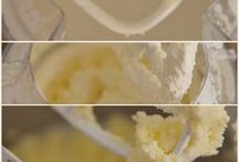 Butters, Cheese and Creams / how to make you own butter cheese and creams