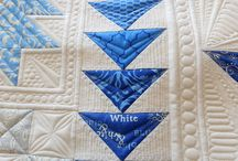 Crochet and quilting