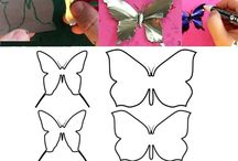 Diy / Butterflies