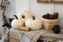Seasonal Decorating ~ Autumn