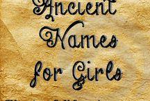 Names / Nice names