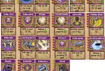 Wizard101/pirate101  / by Bailey Brennan