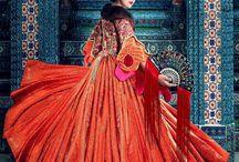 Love / Beautyful dress