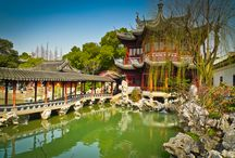 Places to go China