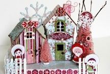 Paper Houses / by Donna Neer