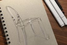 Sketching furniture