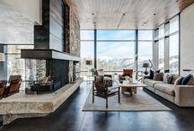 Interiores / Interiores de casas modernas, arquitetura moderna, interiores modernos, decoração da casa / by ConceptCasa.com.br
