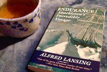 Books to Inspire Travel / Books to inspire Adventure