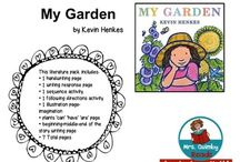 Summer Reading for Primary Grades / summer reading for small children, reading activities, crafts and writing