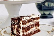 orechova torta s mascarpone
