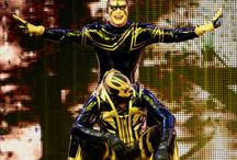 Goldust with Stardust