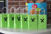 Minecraft Party / by Jennifer Mealey-Boyles