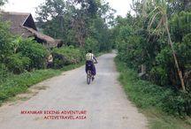 Myanmar: Biking