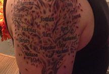 family tattoo