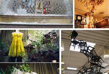 The Art of Window Displays / The ingenuity and creativity of retailer window displays
