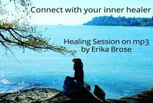 Pre-recorded Healing Sessions